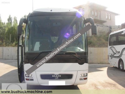 2006 Model MAN Fortuna White 14 R07-1101